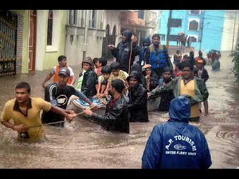 Hyderabad Rains 2008