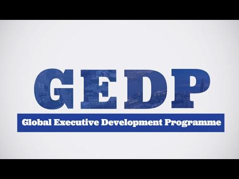 The GIBS Global Executive Development Programme