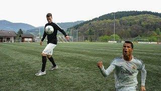 Cristiano Ronaldo Skill Tutorial - Lerne CR7 Bester Freestyle Skill