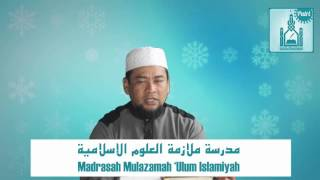 Metode Belajar Para Ulama | Ust. Zulkifli M Ali, Lc, MA