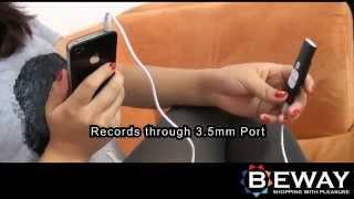 Телефон Call Recorder за iPhone - EZCAP