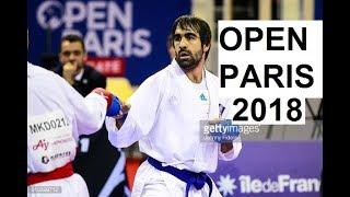 Best of Karate OPEN PARIS 2018