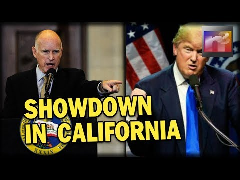 BREAKING: California DEFIES Trump, State Vows to Arrest Business Who Submit to Federal ICE Raids