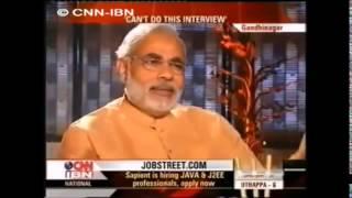 Modi Leaves interview