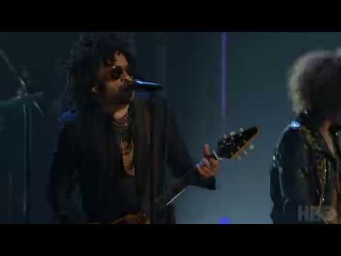 Lenny Kravitz Tribute to Prince 2017 Rock & Roll Hall of Fame Induction Ceremony
