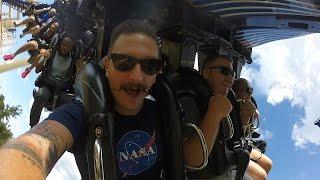 New Roller Coaster At Busch Gardens Tampa 2016 | Cobra's Curse POV & More Roller Coaster Fun!