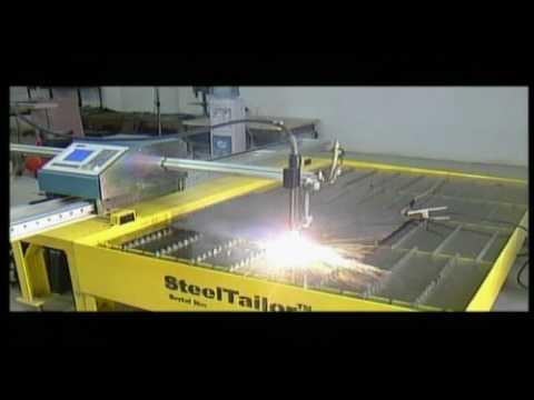 PANTOGRAFO STEEL TAILOR CNC PLASMA