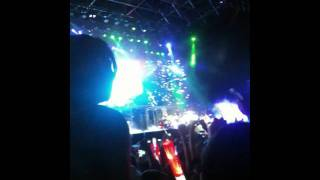 Justin Bieber- Down To Earth LIVE at Sao Paulo, Brazil 09.10.2011