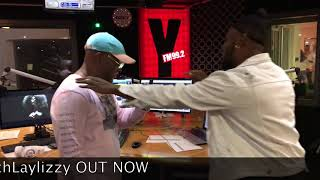Laylizzy - Too Much Ft. Kwesta (Radio Tour - YFM)