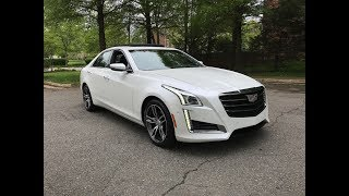 2017 Cadillac CTS V-Sport – Redline: Review