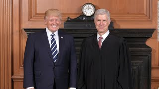Justice Neil Gorsuch delivering for Trump