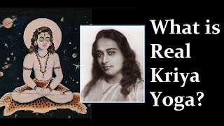 What is Real Kriya Yoga? (Beyond the Hype)