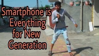 ( Funny Video )Smartphone is Everything for New Generation ( 2017 )😓😕|| Masti Unlimited ||