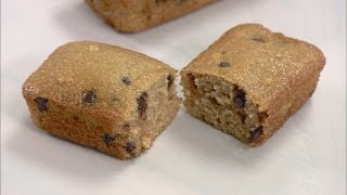 Chocolate Banana Loaves | How It