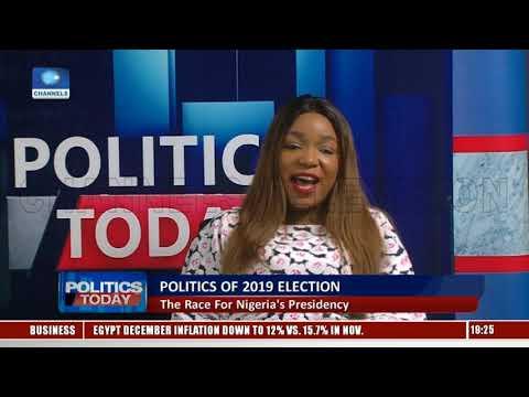 February Polls APC PDP Debate Chances Politics Today