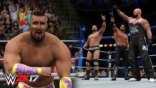 WWE 2K17 Future Stars DLC - ALL *NEW* Winning Animations! (Featuring UPDATED Attires)