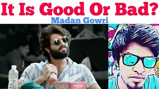 Masturbation̈ Good or Bad ? | Tamil | Madan Gowri | MG | Masturbation̈ Explained