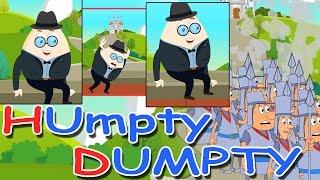 Humpty Dumpty poème | comptines compilation | enfants chanson