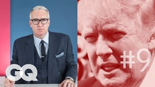 74 Terrible Things Donald Trump Has Done...This Month  | The Closer with Keith Olbermann | GQ