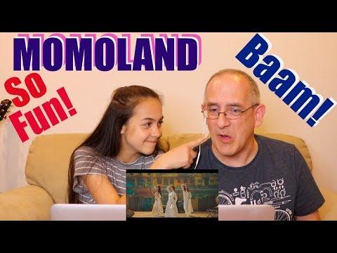 [MV] MOMOLAND(모모랜드) _ BAAM | REACTION