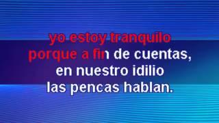 Karaoke Vicente Fernández - La Ley del Monte