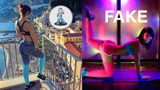 Yoga Pants, Photoshop & Vacations: Become An Instagram Star Using Celebrity Tricks (TryHards Pt 2)