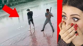 INSTANT KARMA Compilation - People who got what they deserve !