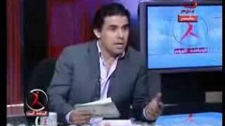 أحمد شوبير على قناة دريم 3