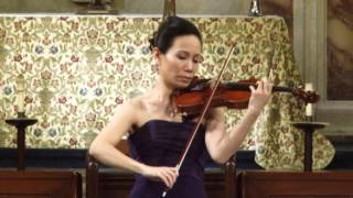 Ave Maria Violin played by 張希 Zhang Xi (F.Schubert. Arranged by August Wilhelmj)