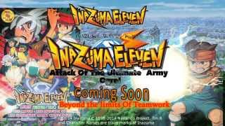 INAZUMA ELEVEN Movie: Trailer 1 ENGLISH DUB