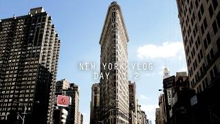NEW YORK VLOG DAY 1-2 | 2Pals1Blog