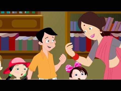 Nanhe Munne Bachche Teri Mutthi Mein Kya Hai - Children's Popular Animated Film Songs
