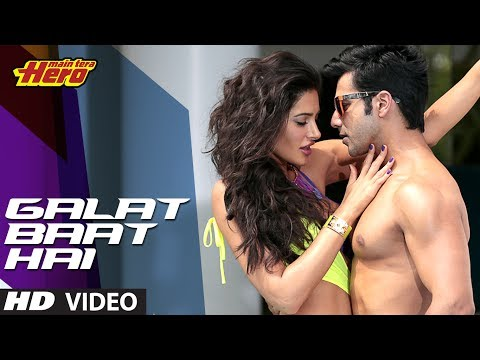 Xxx Mp4 Galat Baat Hai Video Song Main Tera Hero Varun Dhawan Ileana D 39 Cruz Nargis Fakhri 3gp Sex