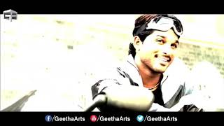 Allu arjun happy be happy movie song malayalam  HD
