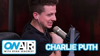 Charlie Puth Getting Swole For Shawn Mendes Tour | On Air with Ryan Seacrest