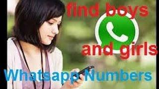 Whatsapp এর হাজার হাজার মেয়েদের নাম্বার নিয়ে নিন ১টি সফটওয়্যার দিয়ে | Whatsapp Girls Number |