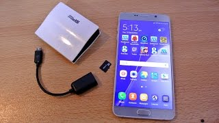 Samsung Galaxy Note 5 - How To Use Micro SD Card / External Storage!