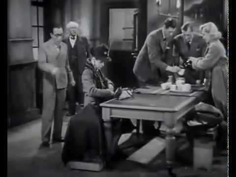 The Ghost Train (1941) - Full Movie - Old British Comedy