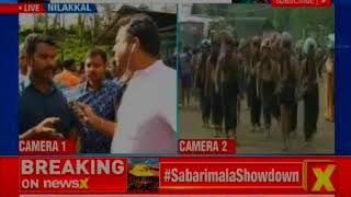 Sabarimala Showdown: Gates to be opened for all women at 5pm
