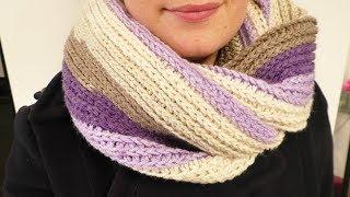 Häkeln Loop Im Patentmuster Veronika Hug Online Garne