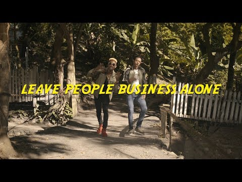 Christopher Martin & Romain Virgo - Leave People Business Alone | Official Music Video Video Clip