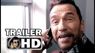KILLING GUNTHER Official Trailer (2017) Arnold Schwarzenegger Action Comedy Movie HD