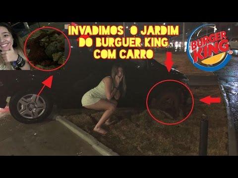 Xxx Mp4 INVADIMOS O BURGUER KING COM O CARRO A Parte Do Jardim 3gp Sex