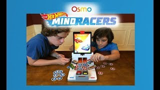 NEW Osmo Hot Wheels MindRacers Game | Digital Racing Brings Hot Wheels Cars to Life