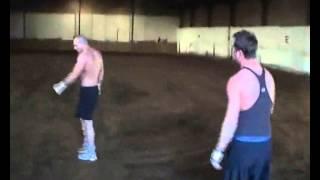 Gypsy Fight 2013 smith v mason