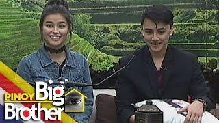 Pinoy Big Brother Season 7 Day 67: Liza, ibinigay ang kanyang unan kay Edward