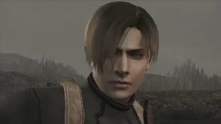 Resident Evil 4 with subtitle