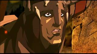 Dante at the Gates of Hell - Dante's Inferno: An animated Epic (French / English Subtitles)