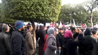 شا رع بورقيبة 9 فيفري 2013