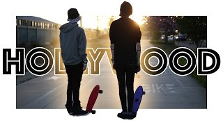 Penny Boarding in HOLLYWOOD